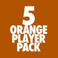 Beaverton Youth Basketball 01: Player Pack 5-Orange