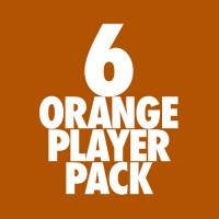 Beaverton Youth Basketball 03: Player Pack 6-Orange