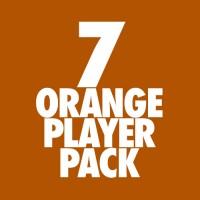 Beaverton Youth Basketball 05: Player Pack 7-Orange